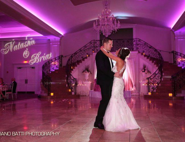 Natasha & Brian first dance