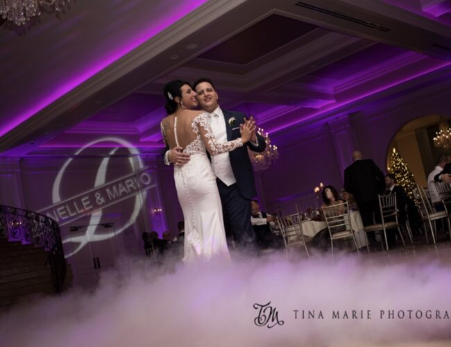 first dance on the cloud